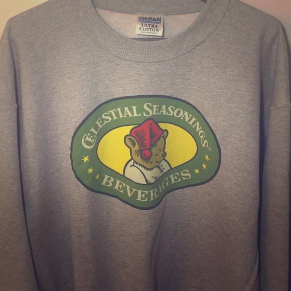 a8ef93db6 Vintage Sweaters | Rare Sleepytime Tea Crewneck Sweater Nwot | Poshmark